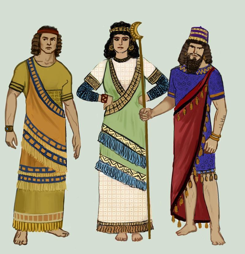 Assyria by Tadarida on DeviantArt