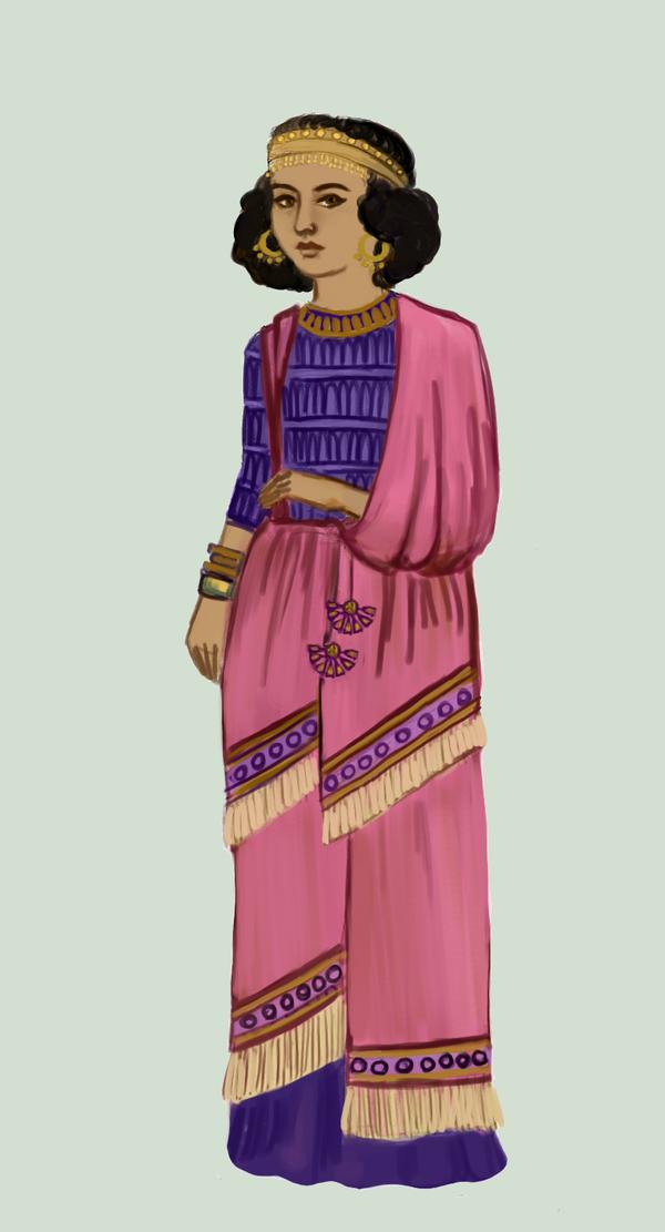 Assyria .:2:. by Tadarida on DeviantArt