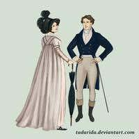 1798 day dress by Tadarida