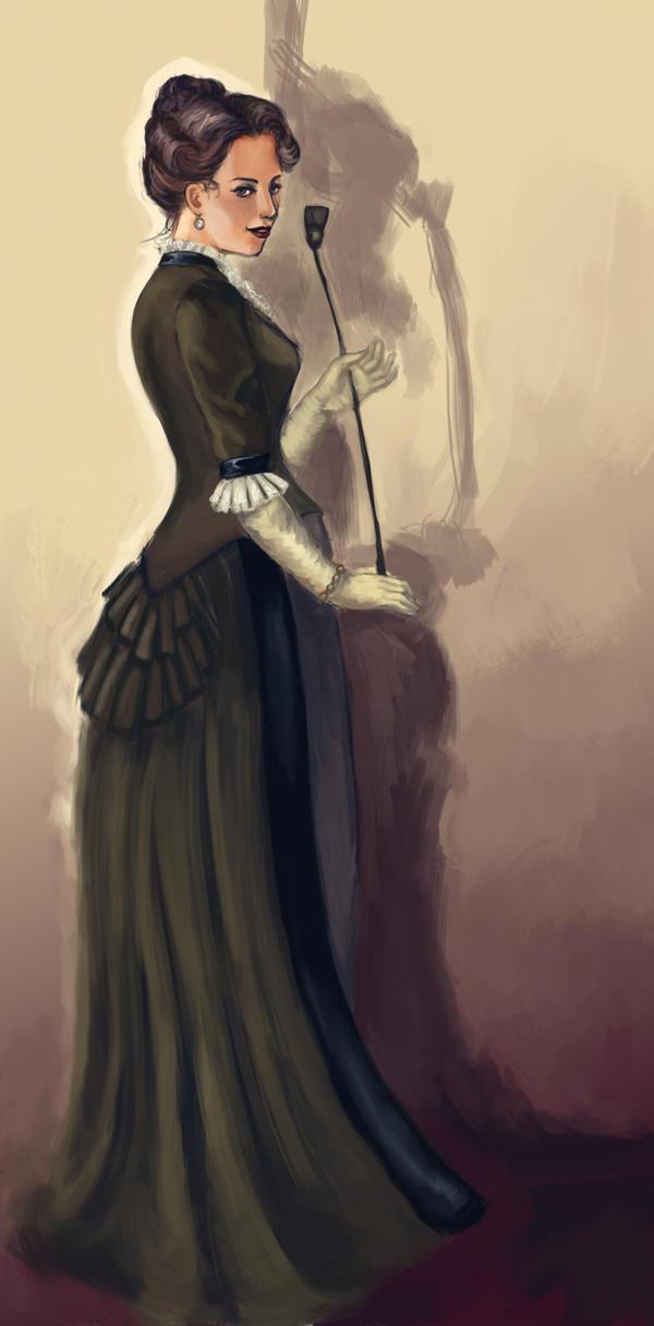 Irene Adler by Tadarida