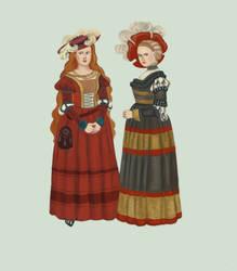 Saxon 1500-1540 by Tadarida