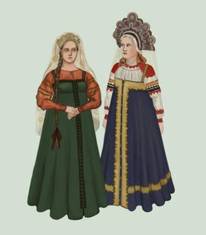 Russia 1840 (commoners)