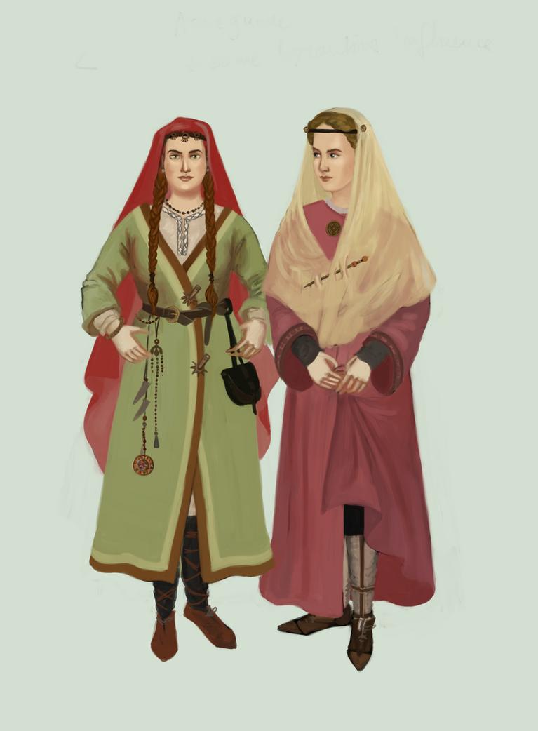 France 500s (Merovingian dynasty) by Tadarida
