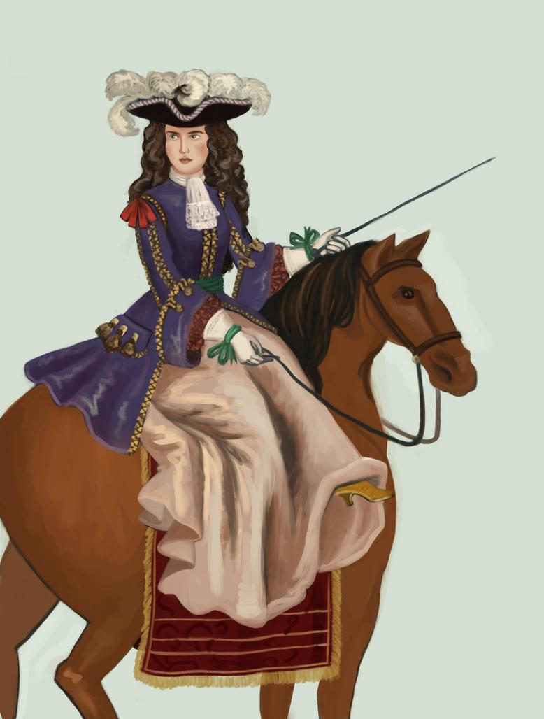 1670 Redingote by Tadarida