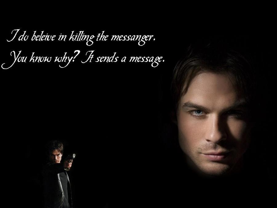 gallery for damon salvatore wallpaper quotes