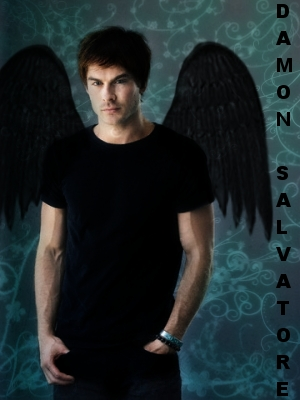 Damon Salvatore by zinnet556 on DeviantArt: http://zinnet556.deviantart.com/art/Damon-Salvatore-181860469
