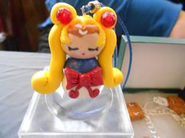 Sailor Moon Necklace by randomlover11