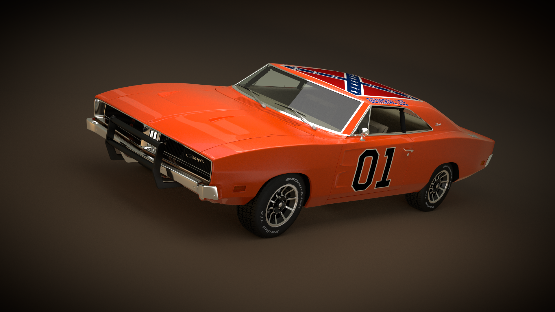 The Dukes of Hazzard - 1969 Dodge Charger by Neubi3D on ...  The Dukes Of Hazzard 2017 Car