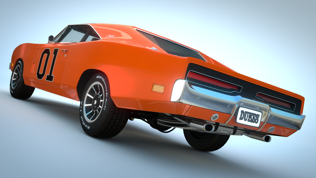 gallery for dodge charger general lee wallpaper