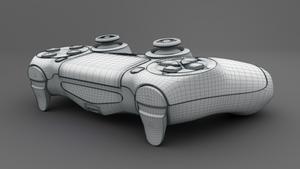 PS4 Controller - Playstation 4 Controller 3D Model by Neubi3D