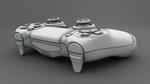 PS4 Controller - Playstation 4 Controller 3D Model