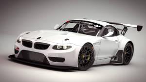 BMW Z4 Gt3 3d model Studio Light