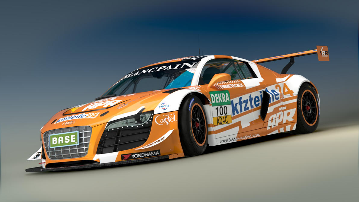 kfzteile24 audi r8 lms gt masters 3d model by neubi3d on deviantart. Black Bedroom Furniture Sets. Home Design Ideas