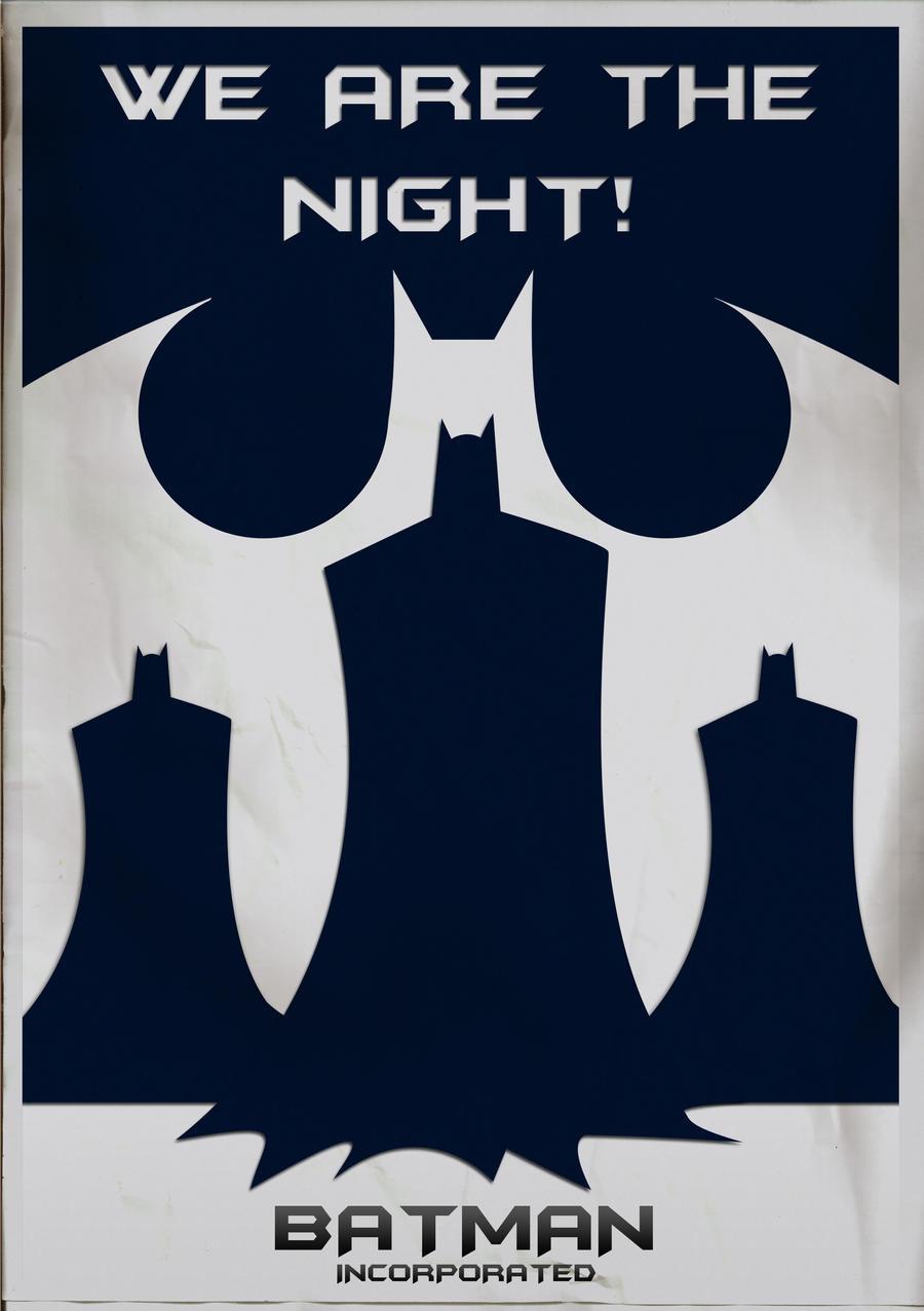 Batman poster by donobowk on DeviantArt
