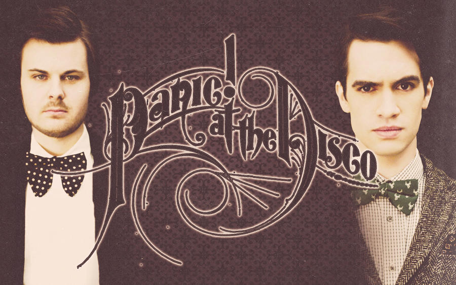Panic At the Disco Background by squik99Panic At The Disco Logo Wallpaper