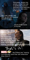 The whole truth about Loki's schemes