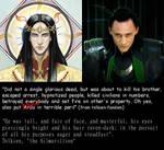 Loki-Feanor parallel