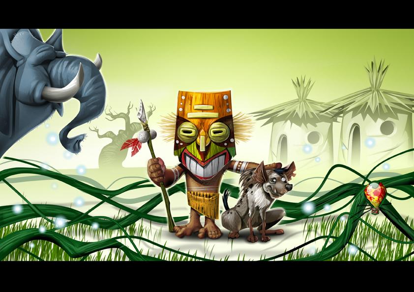 Africa by mendigo-amigo