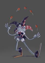Robot Jester