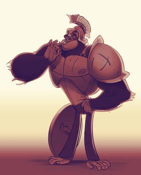 gladiator gorilla