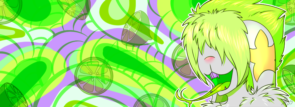 Lime Qito facebook banner by silver-phoenix103