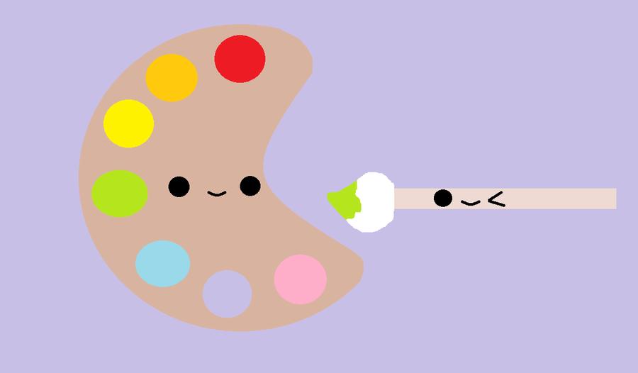 Food Paint Color