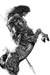 Warrior Elite by Azotos