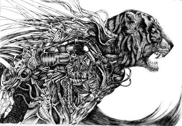 Cyber Roar by Azotos