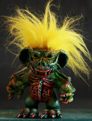 Zombie Troll1 by Azotos