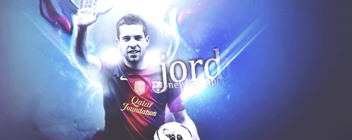 Jordi alba Ft the Crazy by PowerGFX96