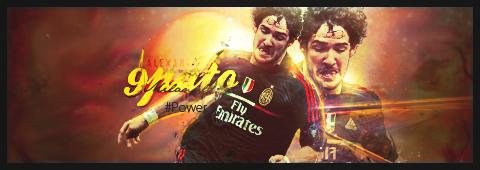 Alexandre Pato 9 by PowerGFX96