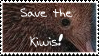 Save the Kiwi Bird by UnrelatedTalents