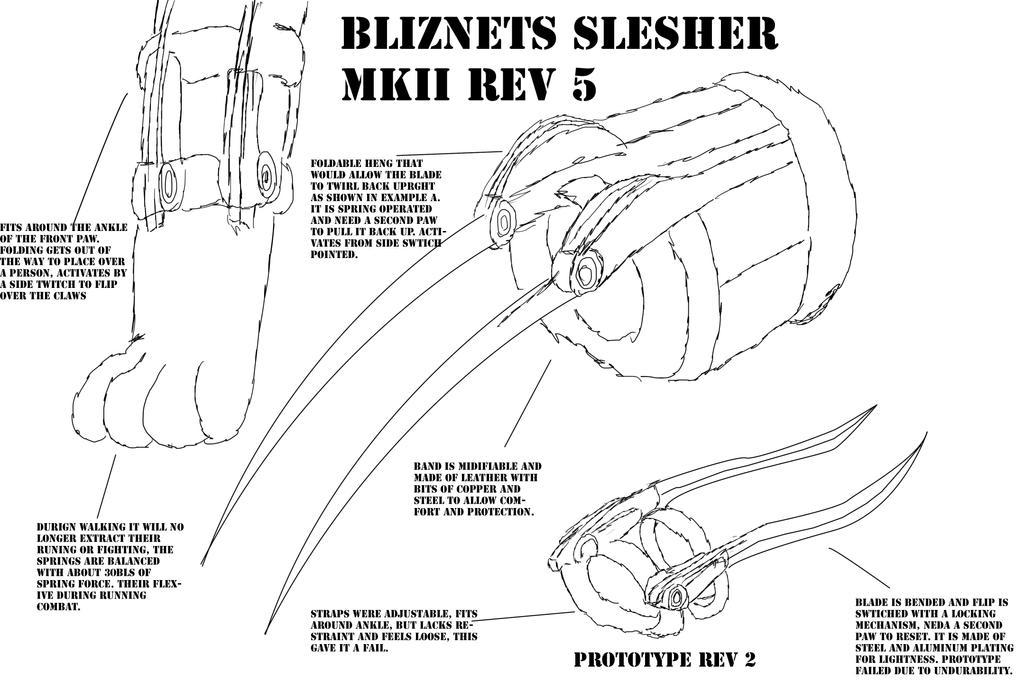 TUC Bliznets Slesher MkII (prototype WIP) by ShadersHQ
