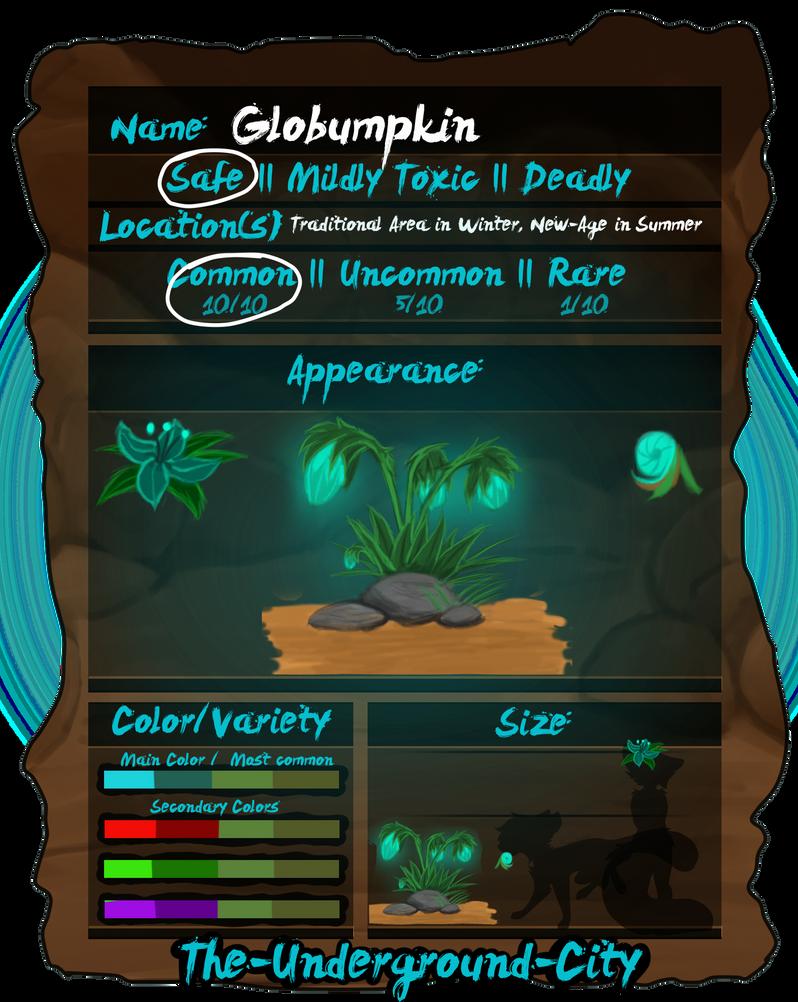 TUC Plant: Globumpkins by ShadersHQ