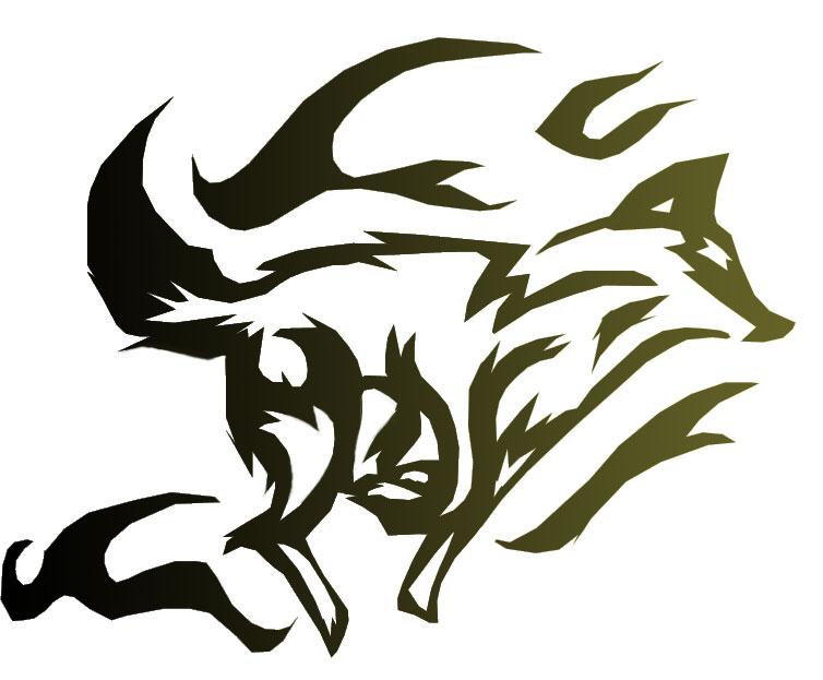 Wolf clan - Gabe Tattoo by Nainu on DeviantArt