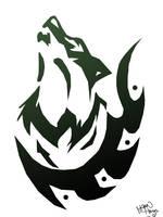 Wolf Clan - Duke Tattoo by Nainu