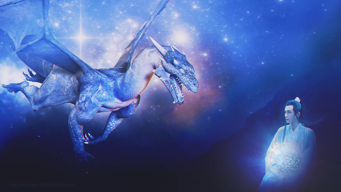 Zhu Zanjin_Meeting the Ice Dragon