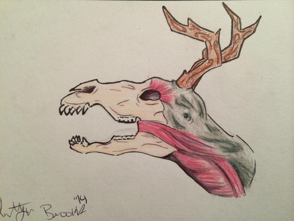 .:The Jersey Devil:. by WolfSongg