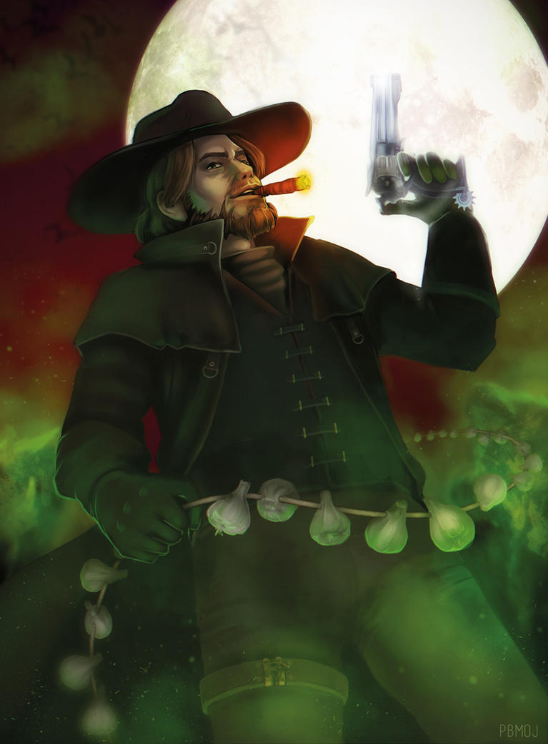 [FB] Les Chaînes Ensanglantées (feat Massy Umbra) Vampire_hunter_mccree_by_pbmoj-dan3fk0