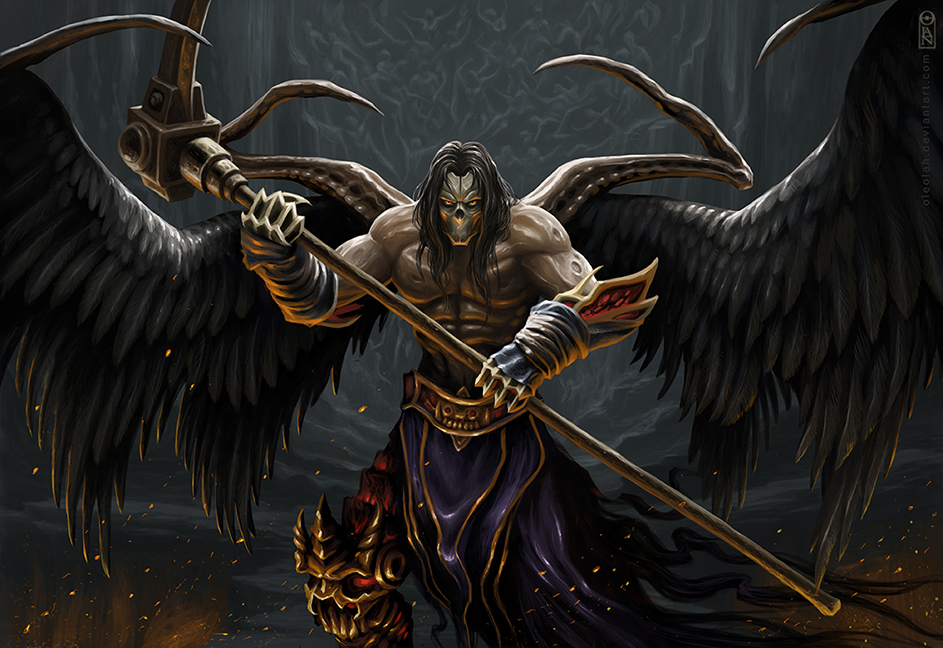 Death by oleolah