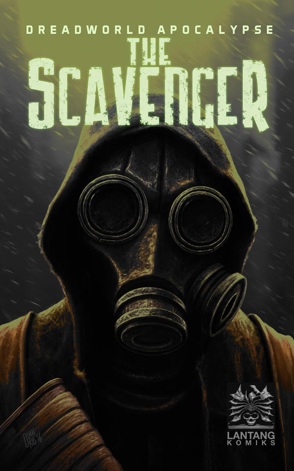 The Scavenger by oleolah