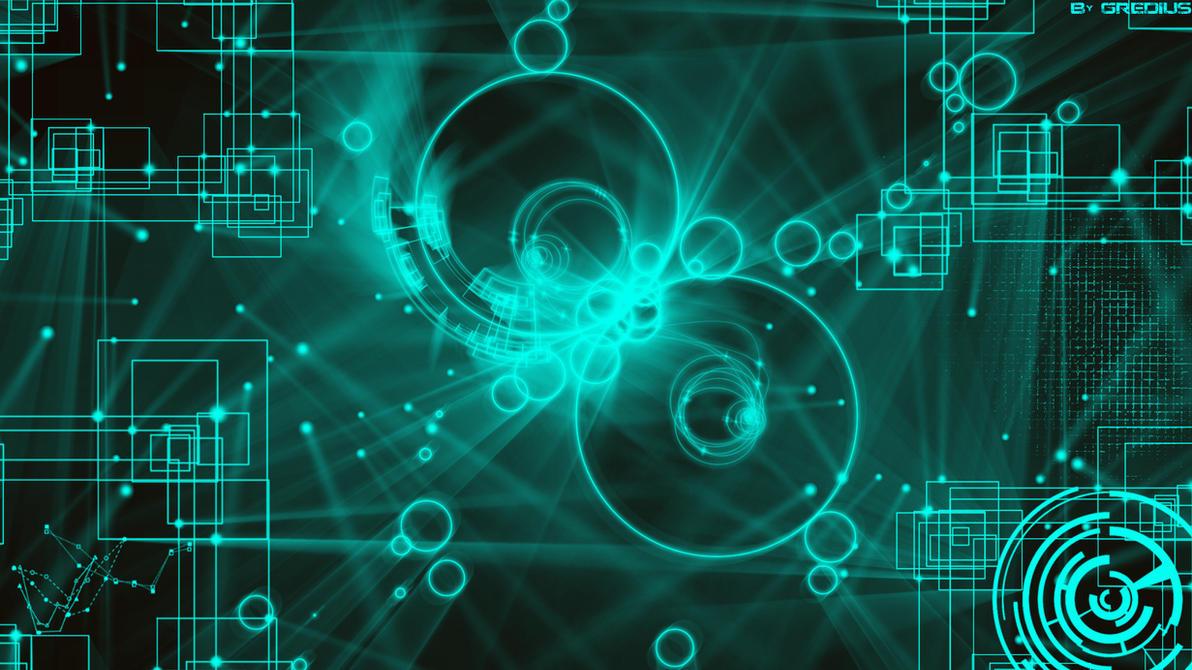 Techno Wallpaper HD By Gredius