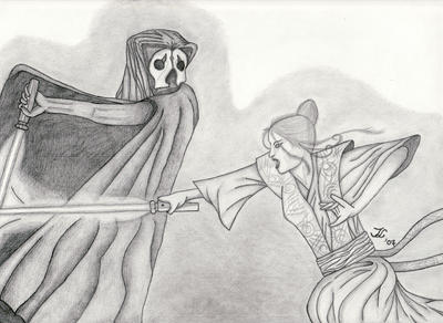 Darth Nihilus Vs Atris By Darthwapoe On Deviantart