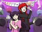 Happy birthday, Isu!