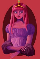 Princess Bubblegum by magic-boots