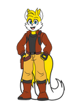 Tails redesign... again