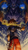 Sora's World of Chaos by Effessfour