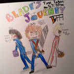 The Blade's Journey Crew! by BladeTheHero