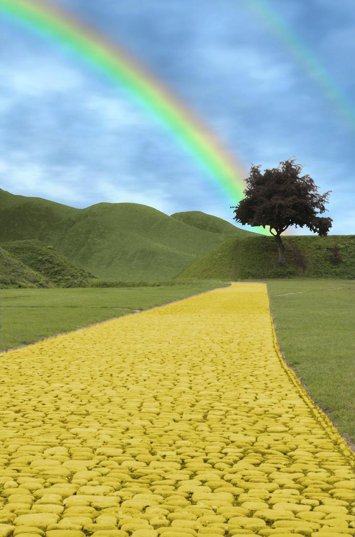Yellow Brick Road Clip Art Follow the Yellow Bric...