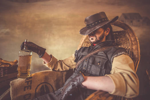 Rest/ Red Dead Redemption/ John Marston Cosplay